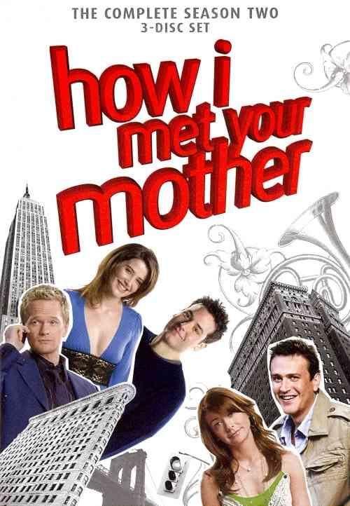 HOW I MET YOUR MOTHER SEASON 2 BY HOW I MET YOUR MOTHE (DVD)