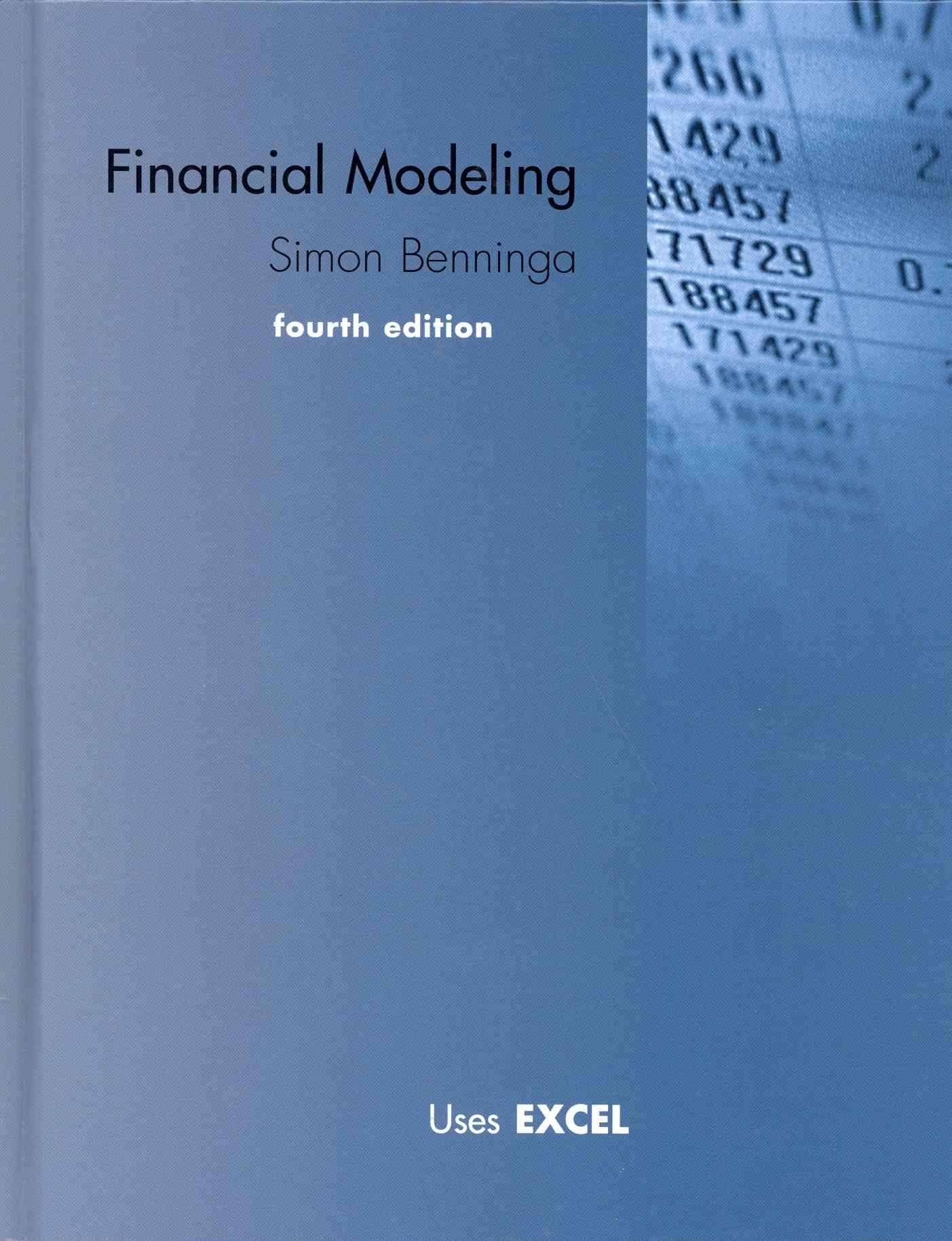 Financial Modeling By Benninga, Simon