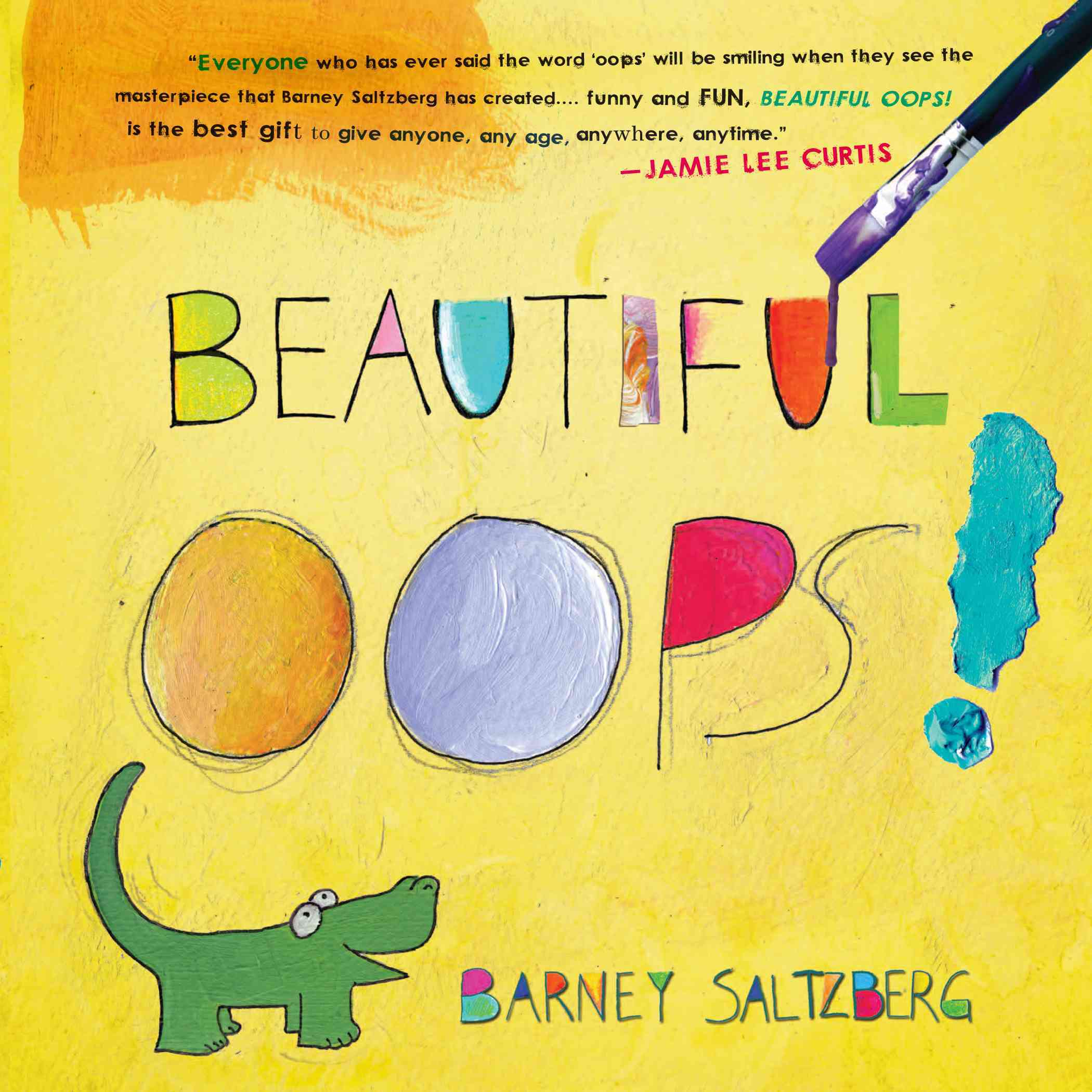 Beautiful Oops! By Salzberg, Barney